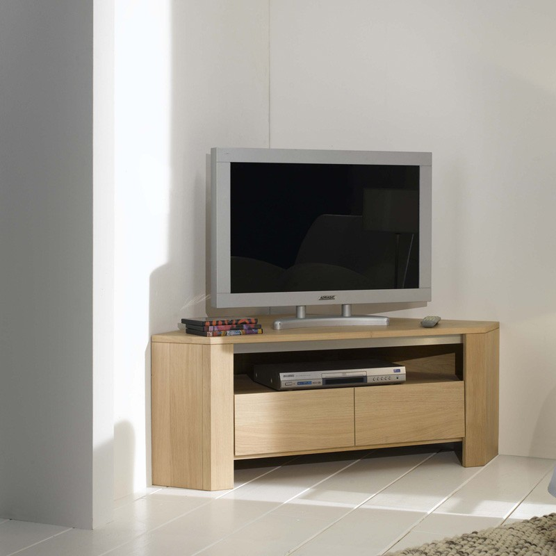 meuble tv scandinave chene – Artzein.com