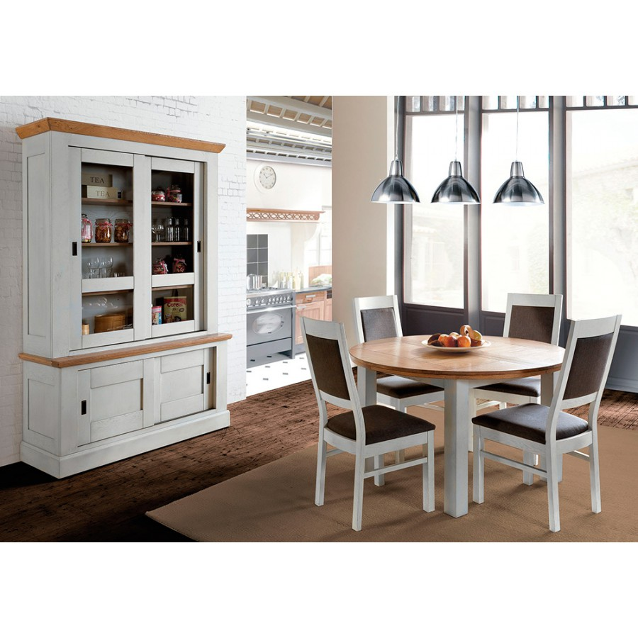 petite vitrine romance meubles rigaud. Black Bedroom Furniture Sets. Home Design Ideas