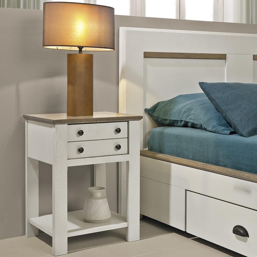 lit romance 2 tirois coffre pour rangementd ch ne 100 massif. Black Bedroom Furniture Sets. Home Design Ideas