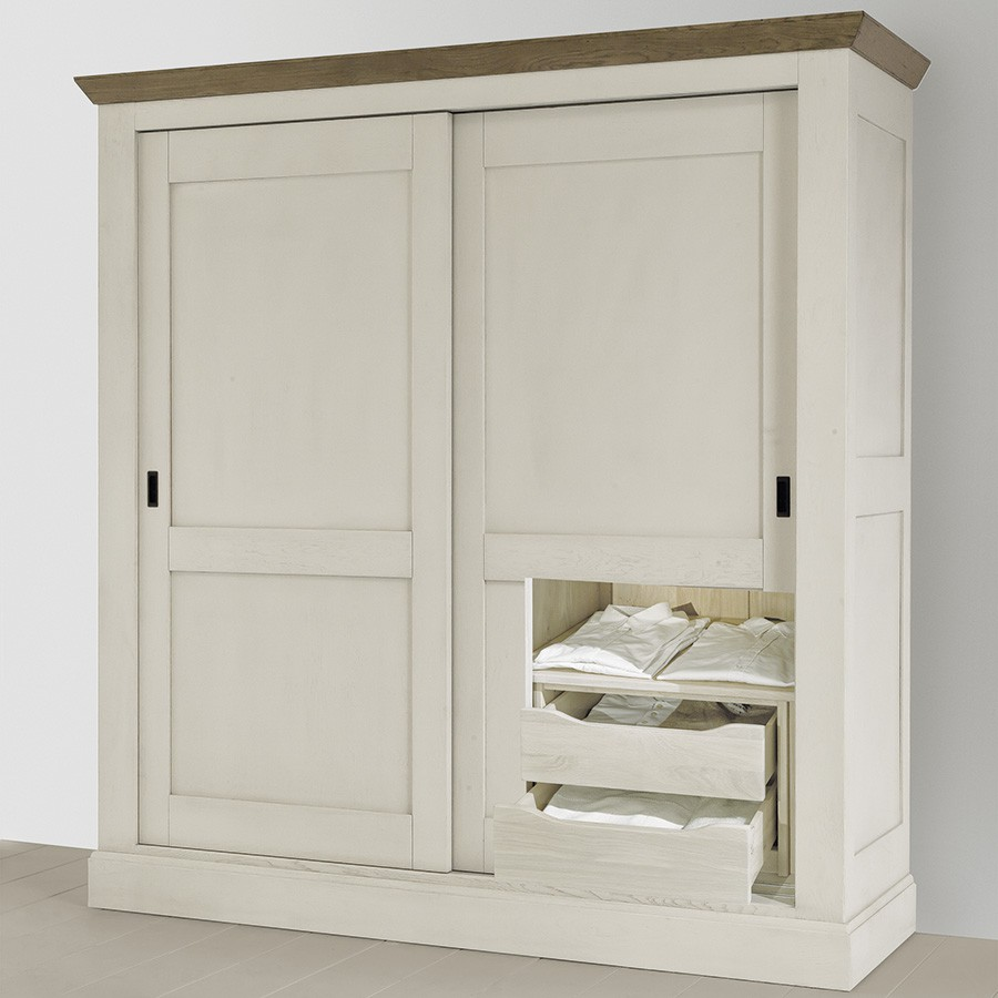 armoire petit mod le romance ateliers de langres. Black Bedroom Furniture Sets. Home Design Ideas