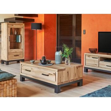 Table basse 1 tiroir Forest