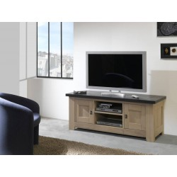 meubles tv de style rustique meubles rigaud. Black Bedroom Furniture Sets. Home Design Ideas