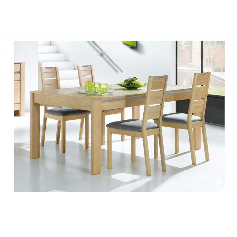 Table rectangulaire yucca meubles rigaud for Table de sejour