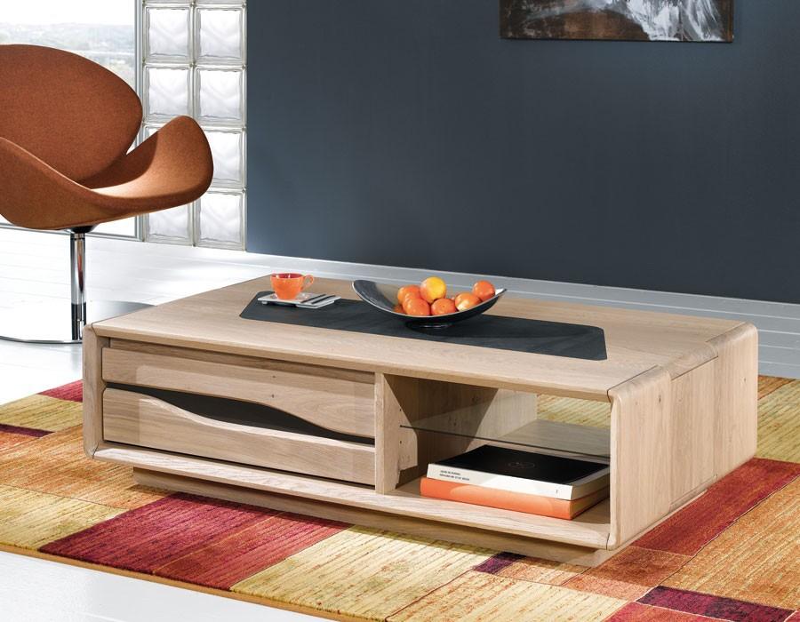 table basse rectangulaire c ram meubles rigaud. Black Bedroom Furniture Sets. Home Design Ideas
