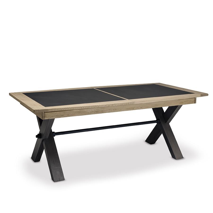 Table Plateau Ceramique Style Atelier Collecvtion Magellan