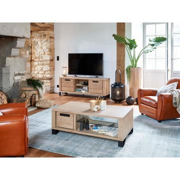 Meuble TV 160 cm Hudson