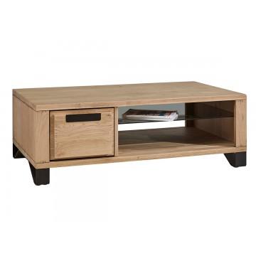 Table basse 1 tiroir Hudson