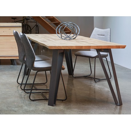 Table rectangulaire 4 pieds Fusion