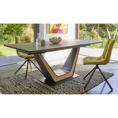Table rectangulaire COMET céramique