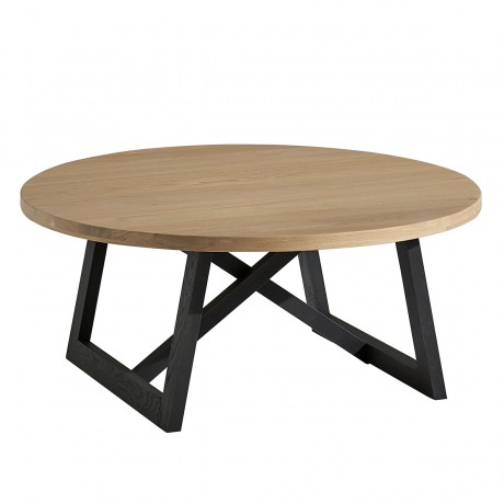 Table basse ronde Nomade