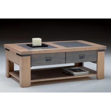 Table basse 1 tiroir Talos