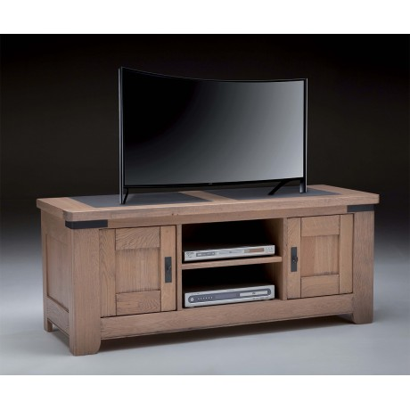 Meuble TV 2 portes 146cm Talos