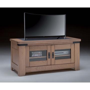 Meuble TV 2 portes 122cm Talos