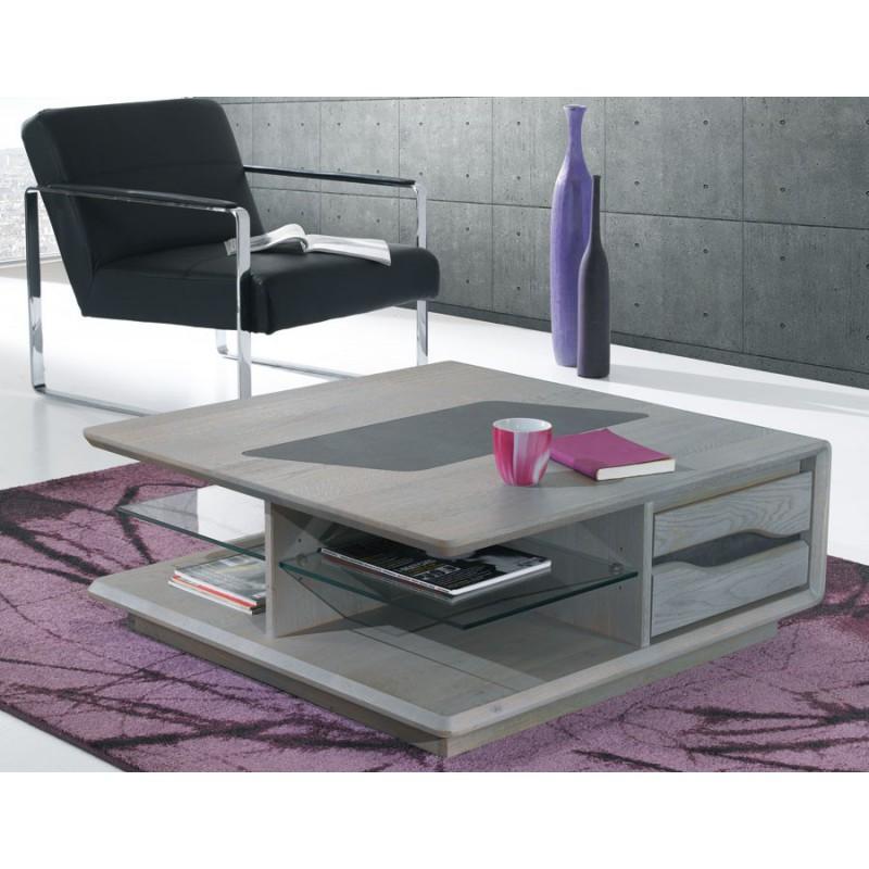 Table De Salon Carree.Table Basse Carree Ceram Meubles Rigaud