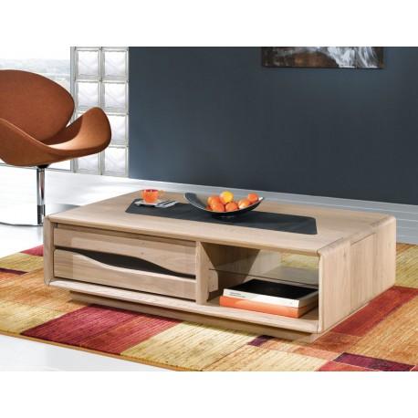 Table basse rectangulaire Céram