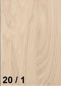 T20/1 Chêne naturel blanchi